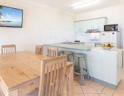 Kitchendining-area-two-bedroom-beachfront-1